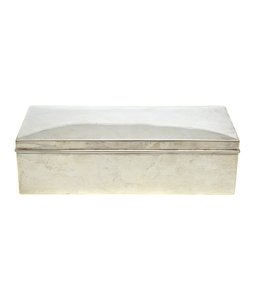 VINTAGE TIFFANY SILVER BOX