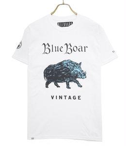 "PRINT T-SHIRTS ""BLUE BOAR VINTAGE"""
