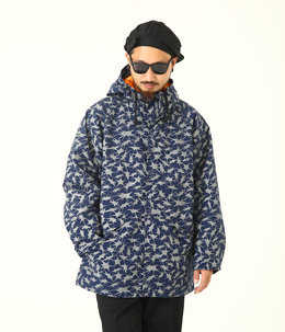 NYLON SHELL JKT SPLASH