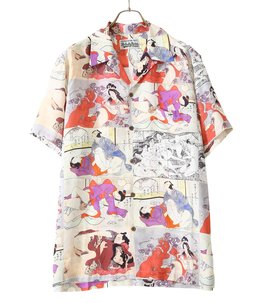 HAWAIIAN SHIRT S/S ( TYPE-1 )