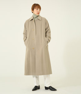 【レディース】CASHMERE WOOL MOSSER BIG COAT