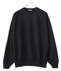 ELASTIC HIGH GAUGE SWEAT P/O