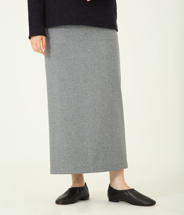 【レディース】WOOL FULLING FLANNEL SKIRT