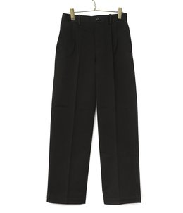 DOUBLE PLEATED STRAIGHT FIT -WESTPOINT-