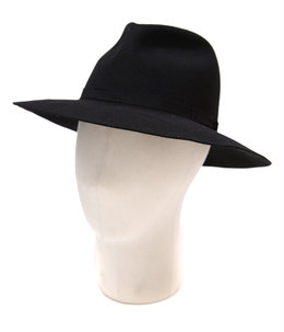 8cm TRAVELLER HAT (RIBBON)