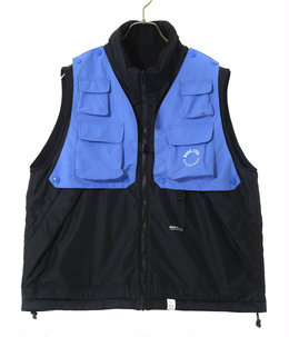 DETOUCHABLE 3 WAY LO VEST