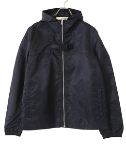 ZIP UP WINDBREAKER