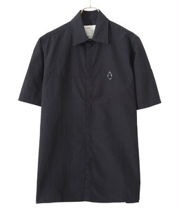 RHOMBUS BADGE SHORT SLEEVE SHIRT