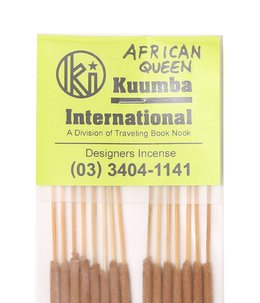 お香/AFRICAN QUEEN - REGULAR INCENSE3個セット