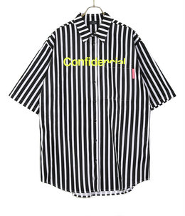 CONFIDENCIAL STRIPES SHIRT