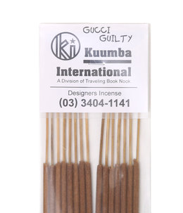 お香/GUCCI GUILTY - REGULAR INCENSE3個セット