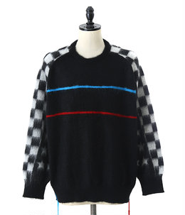 BMX MOHAIR SWEATER