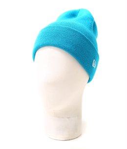 Basic Cuff Knit ターコイズ