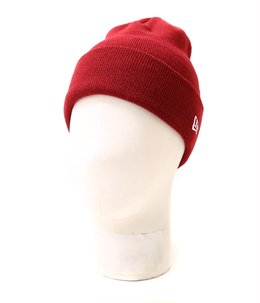 Basic Cuff Knit バーガンディ