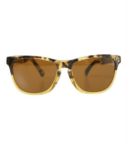 LX SERIES FROGSKIN LX (Asian Fit) Yellow Tortoise Fade / Dark Bronze