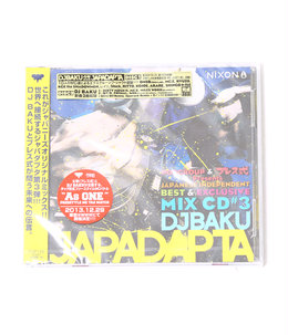 POPGROUP & ブレス式 presents, JAPADAPTA Vol.3 Mixed by DJ BAKU