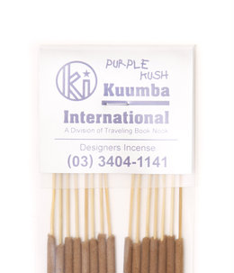 お香/PURPLE KUSH - REGULAR INCENSE3個セット