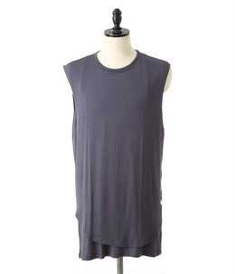 Double Layer Muscle Tee