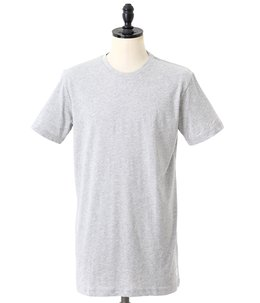 Grey Basic Long Tee