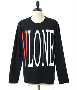 STAPLE LONG SLEEVE SHIRT BLACK
