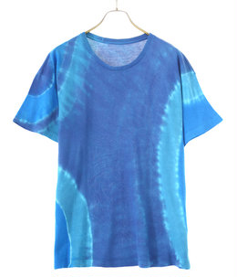 MAGIC RING DYE COTTON CASH TEE S/S