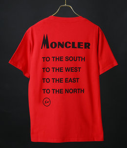 MAGLIA T-SHIRT-RED-
