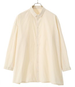 DRAUGHTSMAN SHIRT CALICO -RAW-