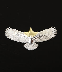 Eagle Pendant top Diamond-M