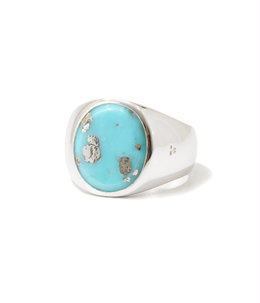Oval Turquoise M
