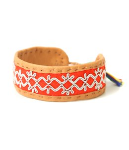 AUthentic Sami Bracelets -RED-