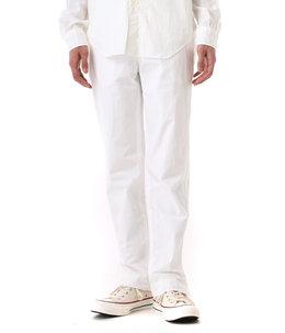 plain front pant