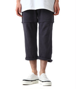 Knitted Pants-gry