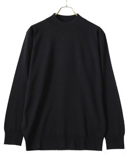 【予約】LONG SLEEVES MOCK NECK