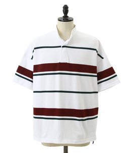 BIG RUGGER SHIRT is-ness×Cotton Traders