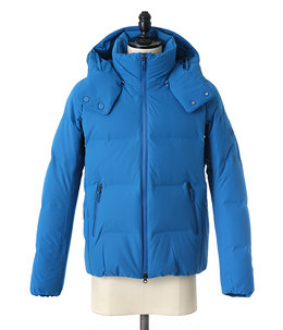 "MIZUSAWA DOWN JACKET ""ANCHOR"" -BLUE ACID-"