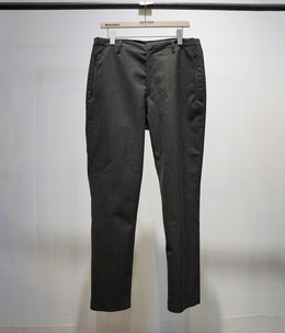 【予約】WOOL MIX PANTS