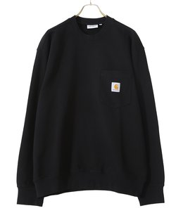 POCKET SWEAT SHIRT