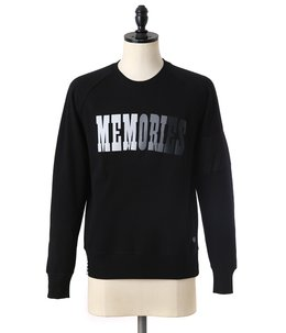MEMORIES SWEAT SHIRT ver.2