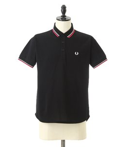 FRED PERRY 蓄光鹿の子ポロシャツ