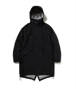 TROOPER HOODED COAT POLY TAFFETA WITH GORE-TEX 3L_
