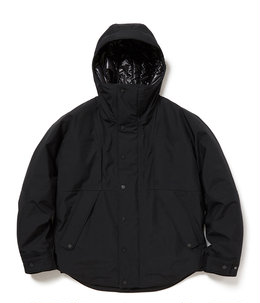 ALPINIST PUFF JACKET POLY TAFFETA WITH GORE-TEX 3L