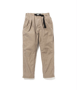 EXPLORER EASY PANTS COTTON COMPACT CORD WITH FIDLOCK  BUCKLE