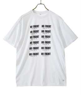 T-SHIRT NO FRGMT