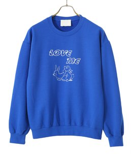 UNUSED × BACK DOOR × T-BONE FLETCHER sweat