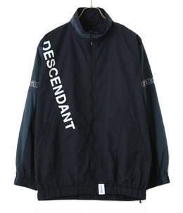 TERRACE NYLON JACKET
