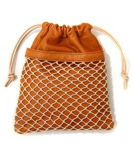 bono fishing pouch M -Camel-