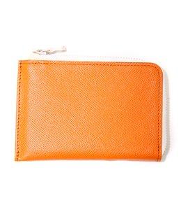 L PURSE (LARGE) Calf leather-キャメル