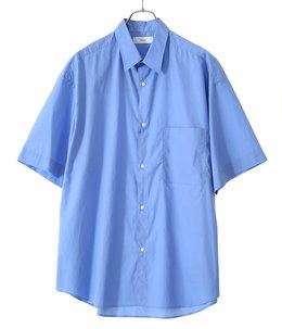 Broad S/S Oversized Regular Collar Shirt