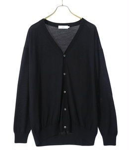 High Gauge Knit Cardigan