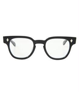 BRYAN 44-22 - BLACK / CLEAR -